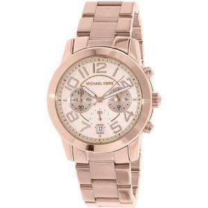 Michael Kors Womens Rose Gold Watch MK5727